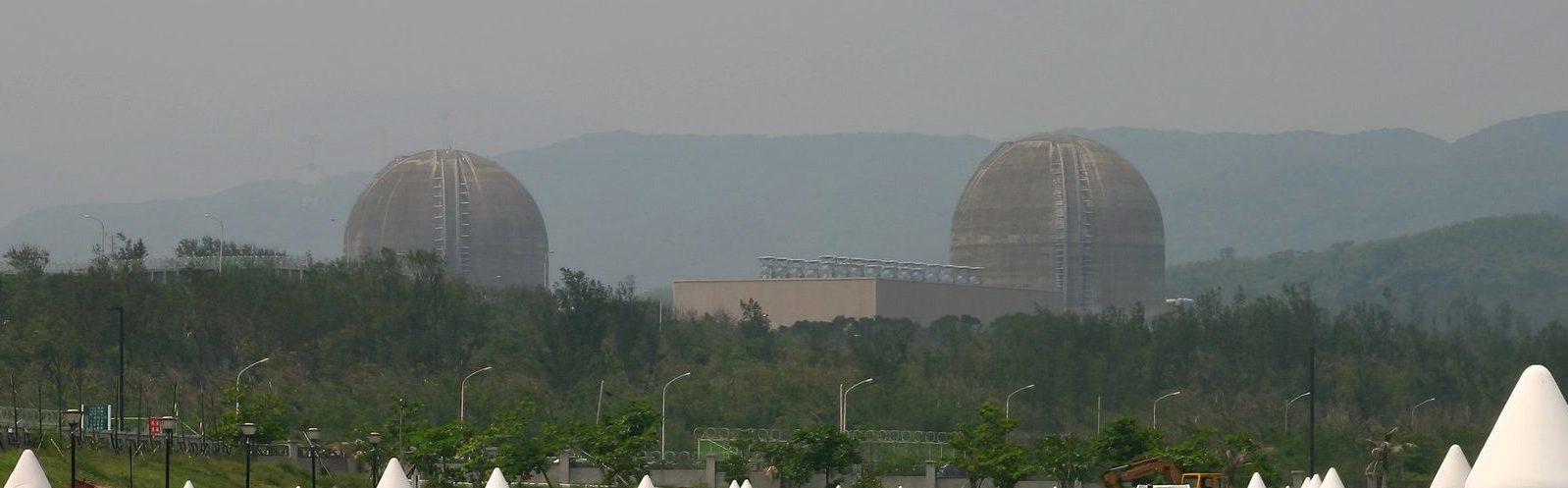 Taiwan Nuclear Power Plant