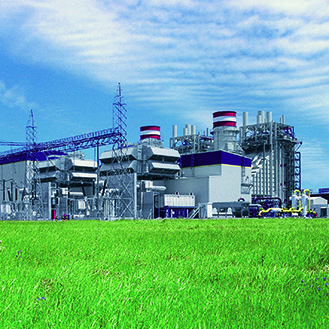 Genelba Combined Cycle Power Plant