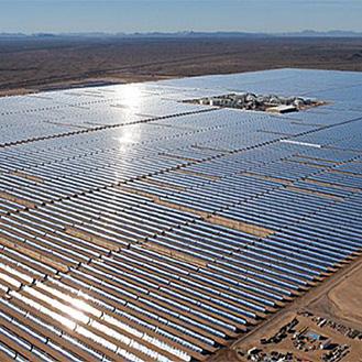 Solana Solar Plant