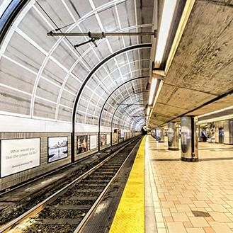 MBTA Tunnel