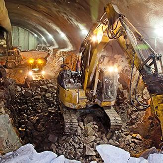 York Potash Tunnel